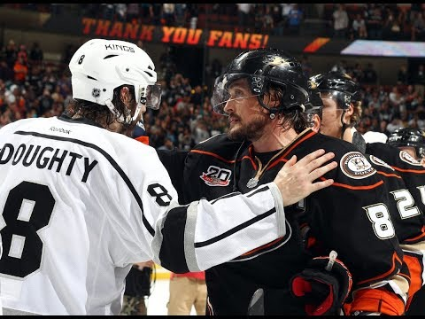 Highlights Anaheim Ducks - Los Angeles Kings NHL Playoffs 2014
