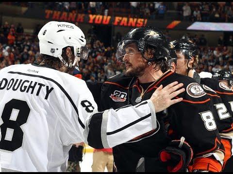 Highlights Anaheim Ducks - Los Angeles Kings NHL Playoffs 2014