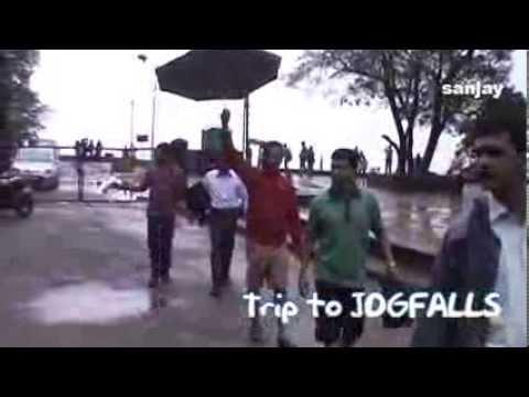 jog falls video shirish