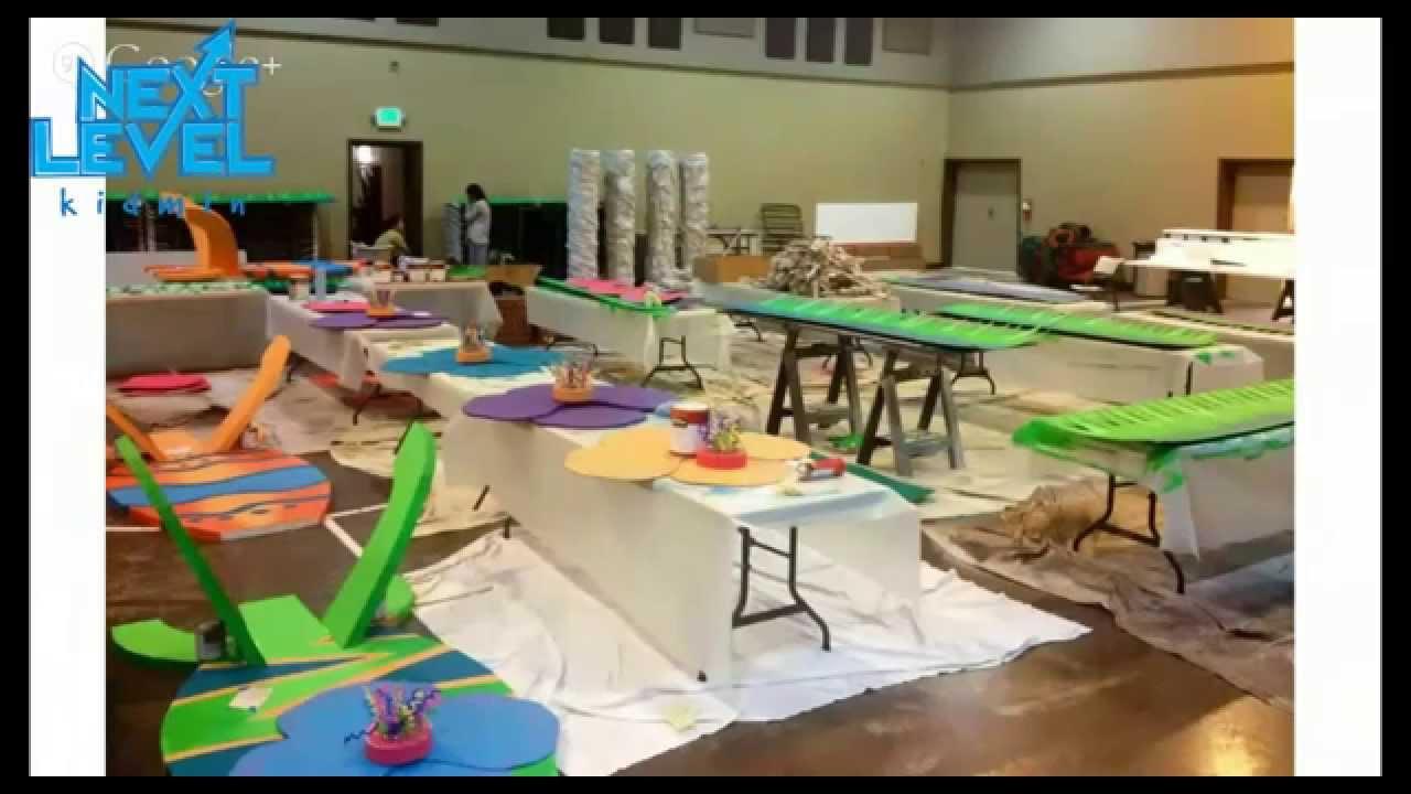 Classroom Walkthrough Ideas ~ Decoration ideas organization for vbs classroo youtube