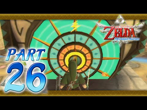 The Legend of Zelda: Skyward Sword - Part 26 - Power Generator