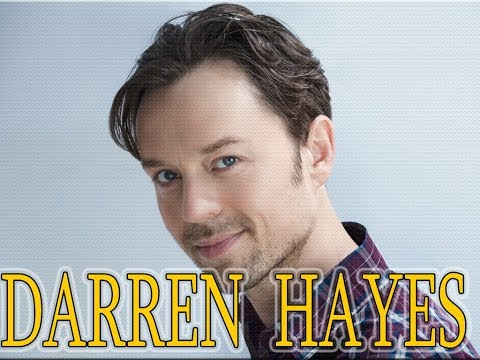 DARREN HAYES - NEVERLAND (WITH LYRICS)