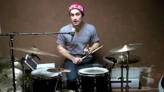 Drum Lesson: Funk Drumming