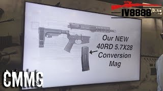 SHOT SHOW 2020: CMMG New Products