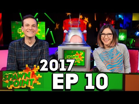 Yooka Laylee & Bit City and Where's Goose?! | Ep 10 | 2017