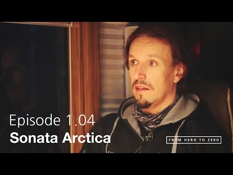 EPISODE 1.04: Tony Kakko and the pack of the Sonata Arctica  [#FHTZ]