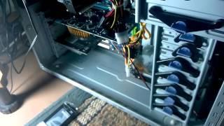 Устанавливаю и проверяю китайскую оперативку 2х4Gb DDR2 800MHz / Kingston Memory RAM