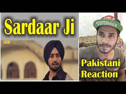 Pakistani Reaction on Sardar Ji