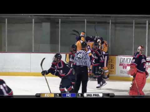 Elmira College Men's Ice Hockey vs  #10/9 Hobart College