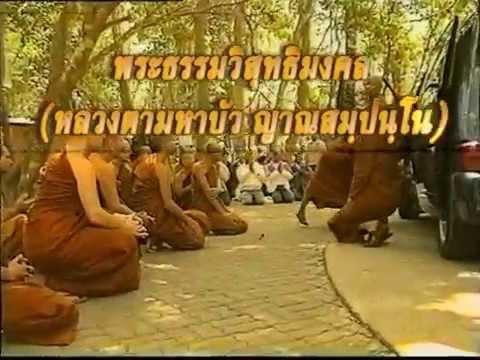 หลวงตามหาบัว เมตตาที่ วัดป่านานาชาติ - วัดป่าศรัทธาธรรม 2-02-2543