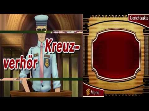 Lets Play Together - Professor Layton vs. Phoenix Wright Ace Attorney (Deutsch) [Teil 6]
