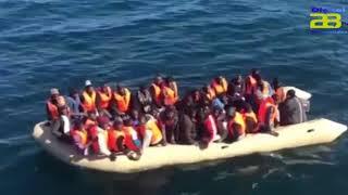 Rescatados 239 migrantes en siete pateras de aguas andaluzas este lunes