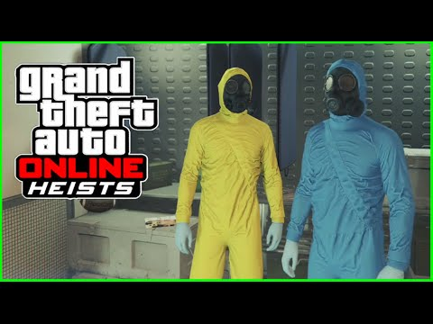 GTA 5 Online Heists - THE PRISON BREAK - Wet Work! w/ XpertThief (GTA V Online)