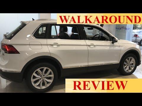 Volkswagen Tiguan India Review