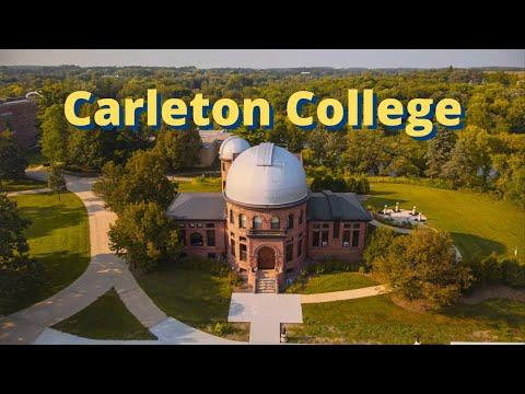 Carleton College Aerial Tour | Northfield, Minnesota | Minnesota College Tour