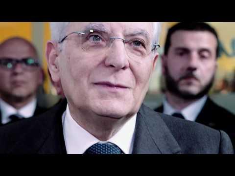 Il presidente della Repubblica Sergio Mattarella alla Fondazione Don Gnocchi