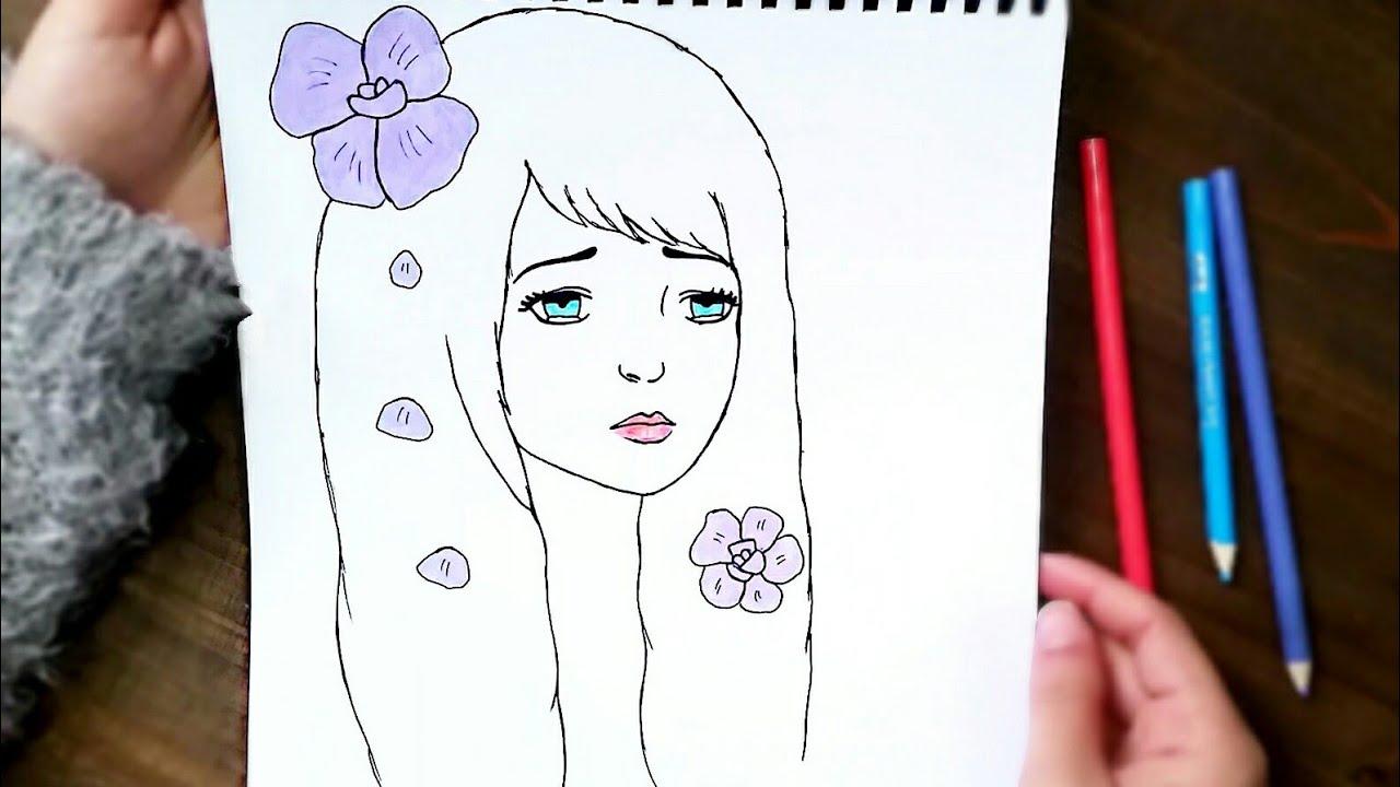50 عظيم رسومات انمي كيوت وسهله كلام جميل عن الحب