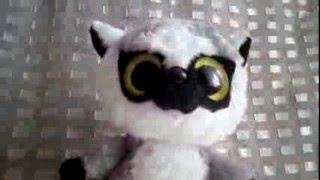 Обзор на мою мягкую игрушку Лимура Лемми