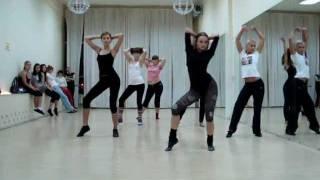 Стрип-пластика, педагог-хореограф Татьяна Семкова