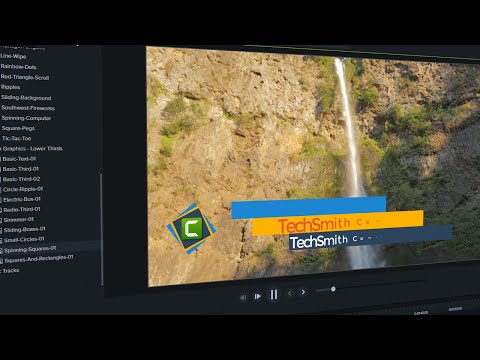 The New Camtasia   Beyond