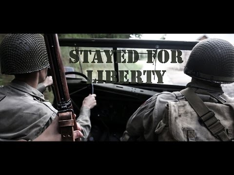 Stayed for Liberty