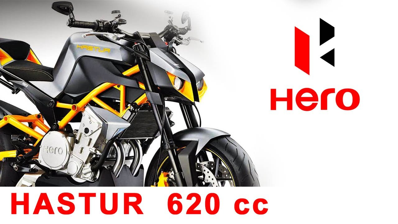 Hero Hastur 620cc Super Bike Full Specifications