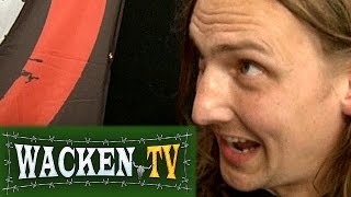 Endstille - Interview at Wacken Open Air 2009 - Part 1