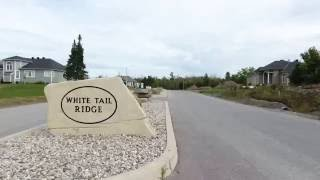 White Tail Ridge Aerial by Phoenix Homes