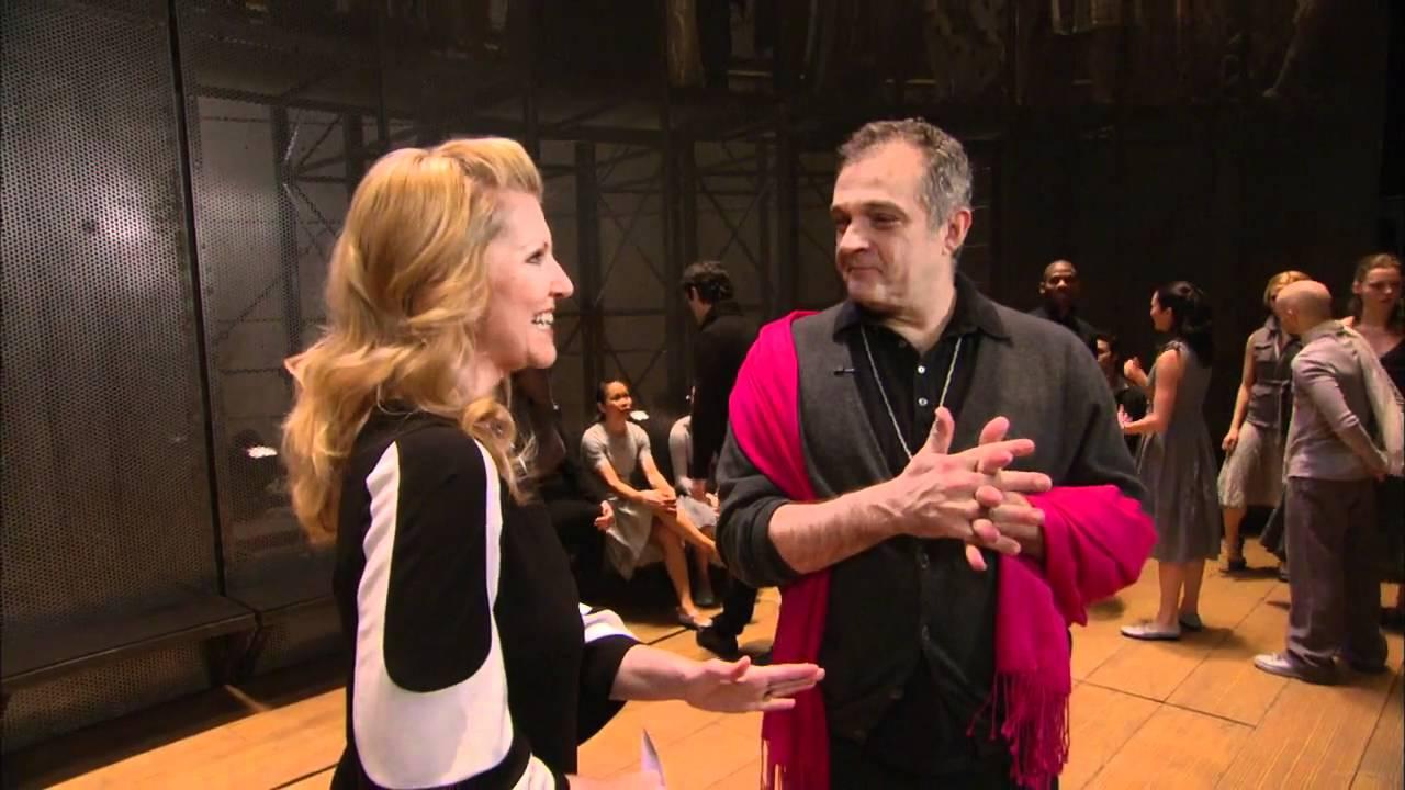 Orfeo ed Euridice: Joyce DiDonato interviews Mark Morris (Met Opera)
