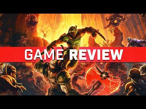 DOOM Eternal Review | Destructoid Reviews