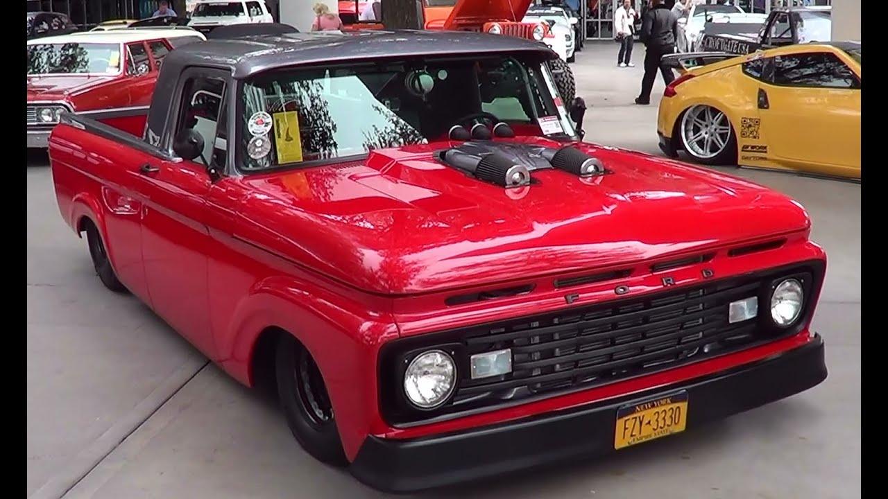 1963 Ford F 100 Street Truck Sema 2013 Youtube