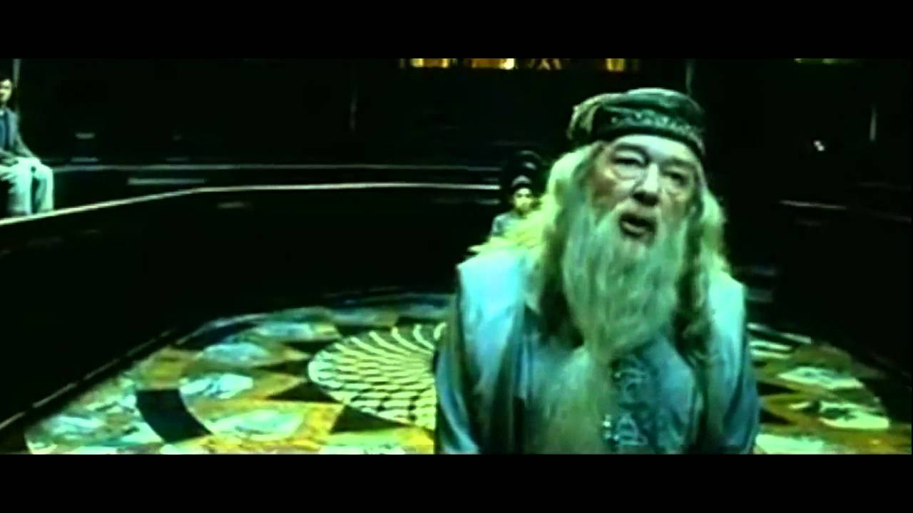 Гарри Поттер и Орден Феникса Трейлер - YouTube