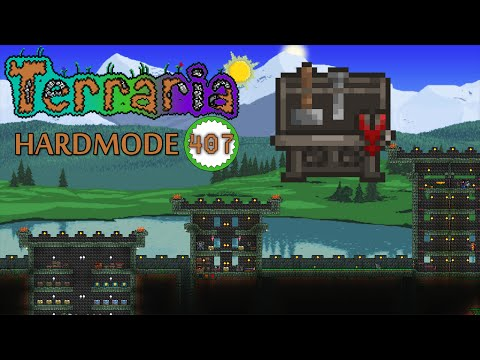 Terraria Part 407 - HEAVY WORKBENCH