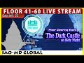 The Dark Castle on Holy Night Floor 41-60 Live Stream (Sword Art Online Memory Defrag)