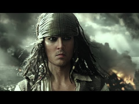 Young Jack Sparrow | Pirates of the Caribbean Dead Men Tell No Tales (2017) | Walt Disney Pictures
