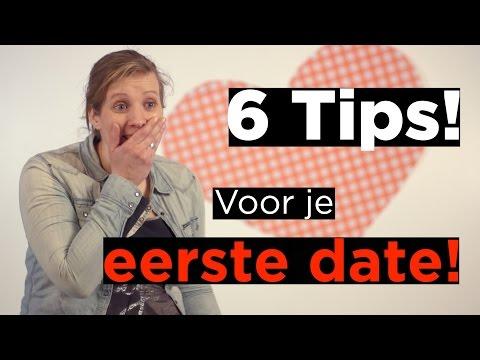 6 tips voor je eerste date!