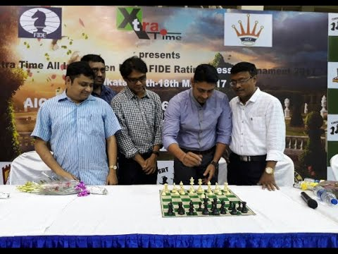 GM Dibyendu Barua star attraction in Xtra Time All India Open Rapid Chess Tournament