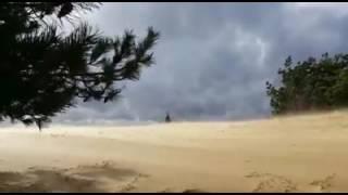 Storm in het Stuifzandgebied.