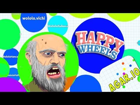 Happy Wheels Agar Io Levels Crazy Good Happy Wheels