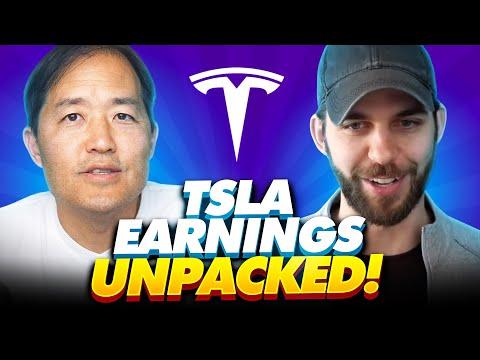 Unpacking Tesla's Q2