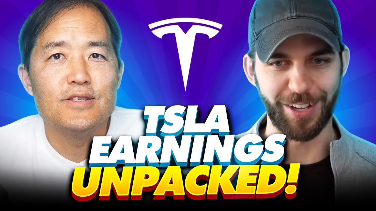 Unpacking Tesla's Q2 Earnings w/ Rob Maurer of Tesla Daily (Ep. 396)