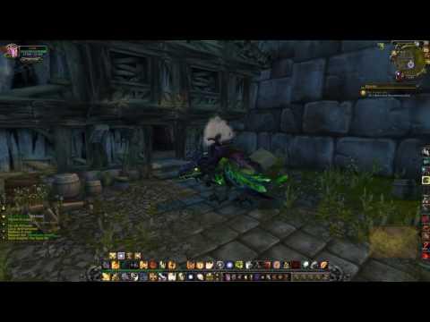 The Traitor Orc Quest ID 26025 Playthrough Arathi Highlands