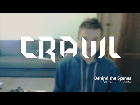 Crawl: Behind the Scenes (Animation Process)