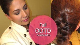Fall OOTD | Casual Thumbnail