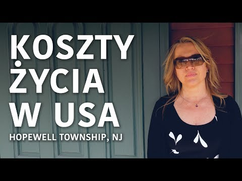 Koszty życia w USA: New Jersey / Cost of living in USA: New Jersey