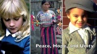 Peace, Hope, Unity