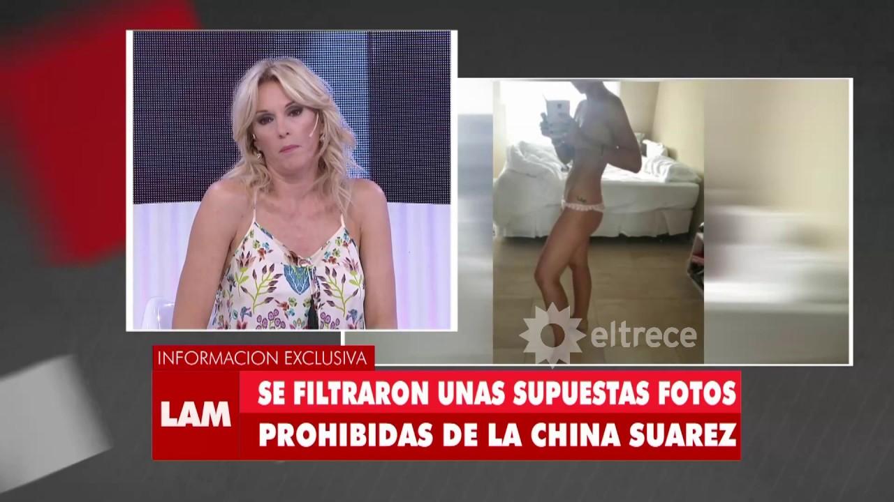 Filtran Supuestas Fotos íntimas De Eugenia Suárez Ex De David