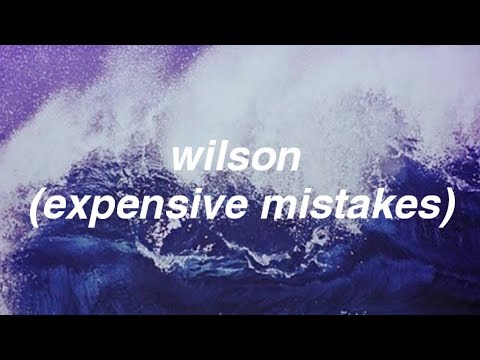 Fall Out Boy - Wilson (Expensive Mistakes) [Lyrics w/Studio version audio]