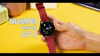 Đánh giá Huawei Watch GT 2 - Pin tới gần 1 tháng, bá đạo quá rồi!