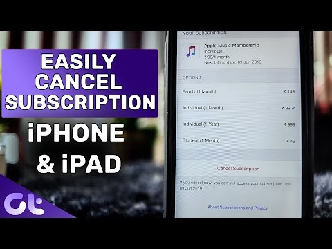 How to Cancel Subscription and App Trials on iPhone or iPad | Guiding Tech